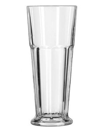 Verre à bière Pilsner 12 oz - Gibraltar