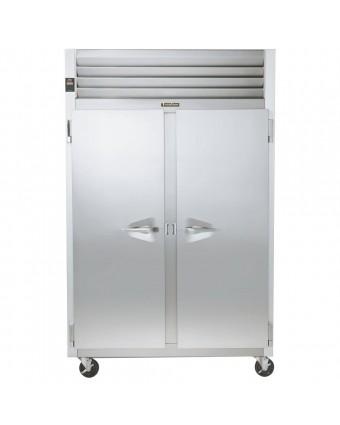 Réfrigérateur deux portes pleines 46 pi³