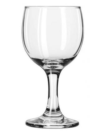 Verre à vin rouge ou blanc 6,5 oz - Embassy