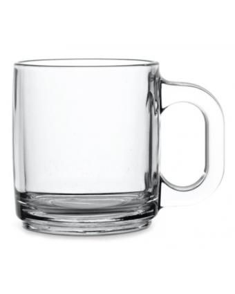Mug en verre 10 oz