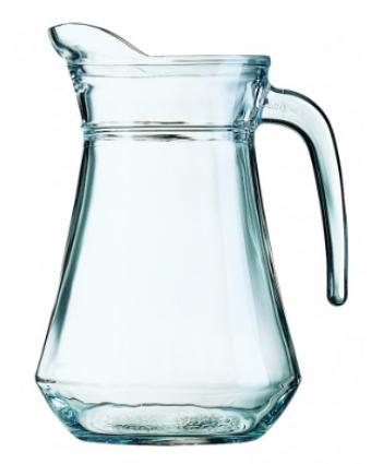 Pichet en verre 44 oz - Transparent