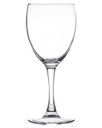 Verre à vin rouge ou blanc 8,5 oz - Excalibur