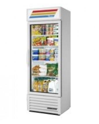 Réfrigérateur une porte vitrée 19 pi³ - Blanc