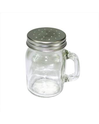 Saupoudreuse en verre 4 oz