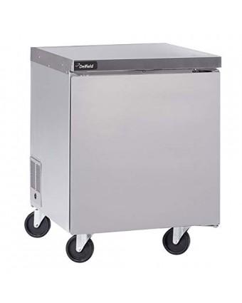 Réfrigérateur sous-comptoir une porte pleine 6,5 pi³