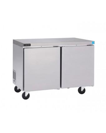 Réfrigérateur sous-comptoir deux portes pleines 12,5 pi³ (démonstrateur)