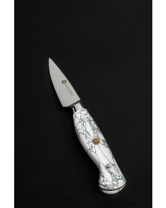 Couteau d'office 3,5'' - Blanc