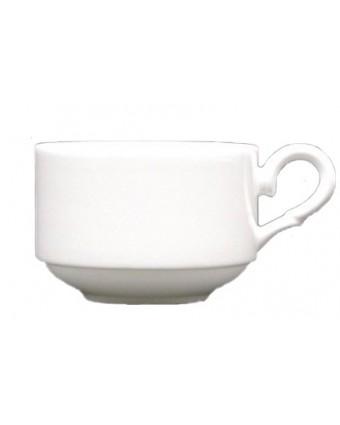 Tasse empilable en porcelaine 8 oz - Andromeda