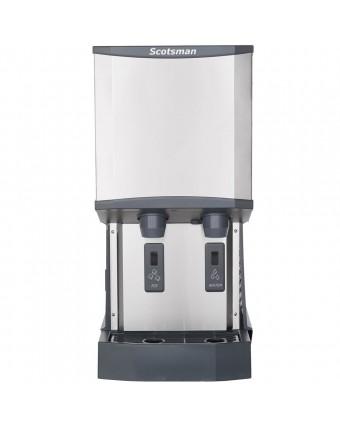 Machine et distributeur à glaçons et à eau Meridian - 260 lb