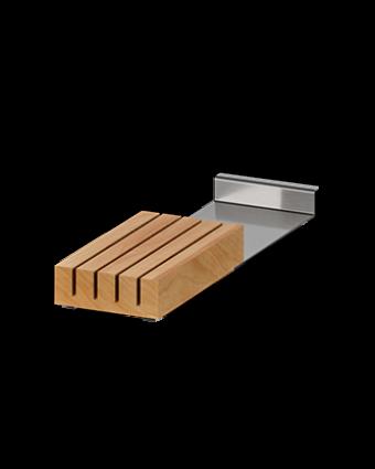 Bloc pour couteaux de table - Érable