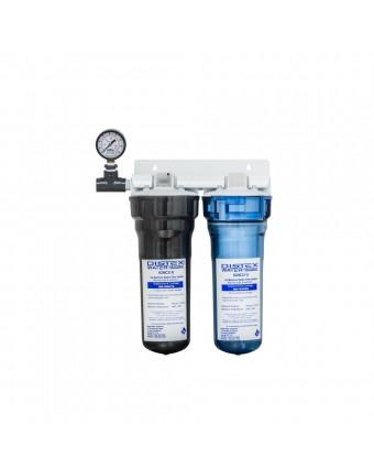 Système de filtration d'eau pour machine à glace NoCHlor