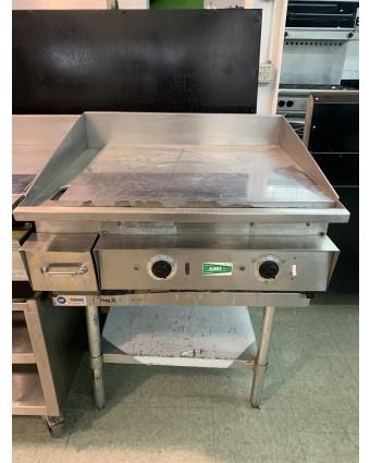 Plaque à frire de comptoir électrique (usagée)