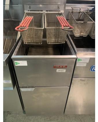 Friteuse au gaz naturel (usagée)