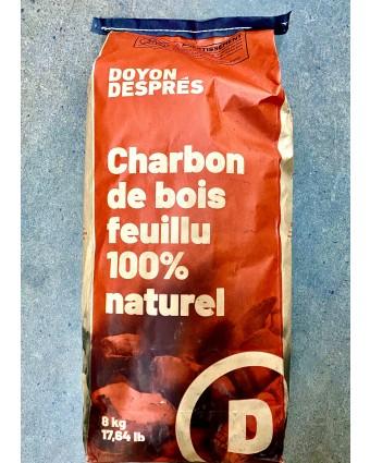Charbon de bois naturel - 8 kg