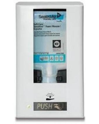 Distributeur de désinfectant pour les mains hybride IntelliCare