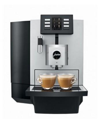 Machine à café automatique X8 - Argent