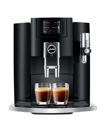 Machine à café automatique E8 - Noir