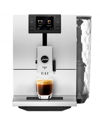 Machine à café automatique Ena 8 - Rouge