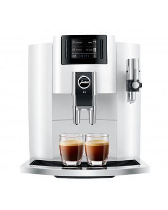 Machine à café automatique E8 - Blanc