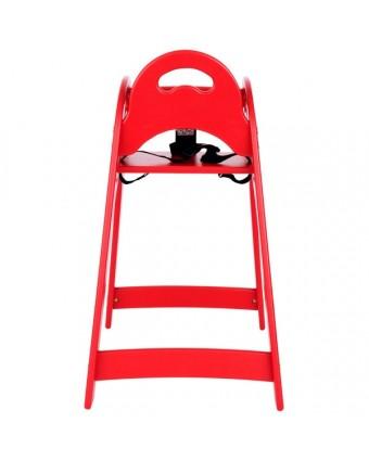 Chaise haute assemblée – Rouge