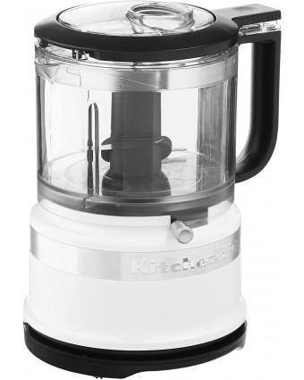Robot culinaire 3,5 tasses - Blanc