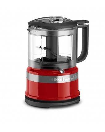 Robot culinaire 3,5 tasses - Rouge