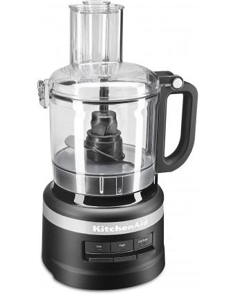 Robot culinaire 7 tasses - Noir