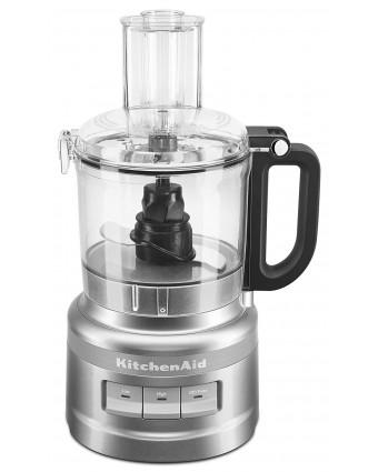 Robot culinaire 7 tasses - Argent