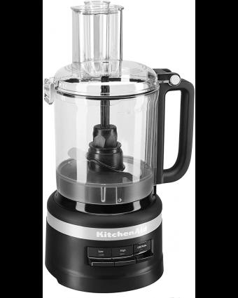 Robot culinaire 9 tasses - Noir