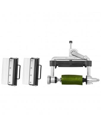 Coupe-légumes en rubans pour batteur sur socle