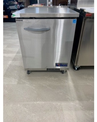 Réfrigérateur sous-comptoir une porte pleine (endommagé)