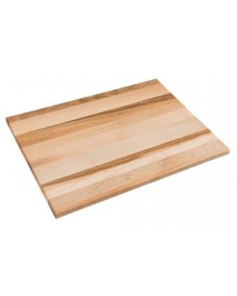 """Planche à découper en bois d'érable 16"""" x 12"""""""