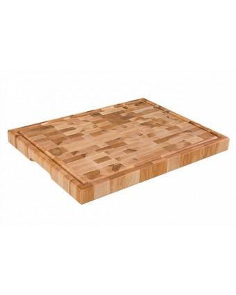 """Bloc à dépecer en bois d'érable 18"""" x 14"""""""