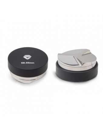 Niveleur à café pour porte-filtre de 58 mm