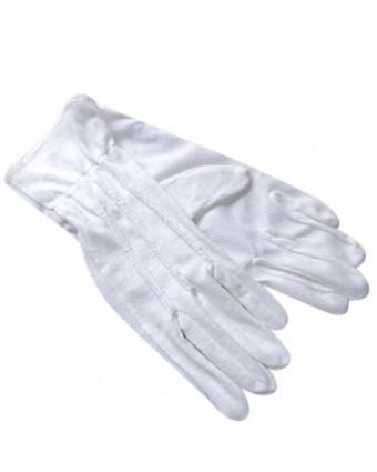 Paire de gants de service - Blanc