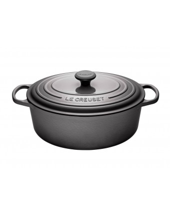 Cocotte ovale 6,3 L - Oyster