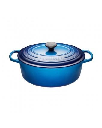 Cocotte ovale 4,7 L - Bleuet