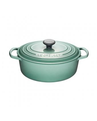 Cocotte ovale 4,7 L - Sauge