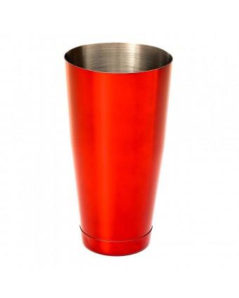Verre à mélanger en acier inoxydable 28 oz - Rouge