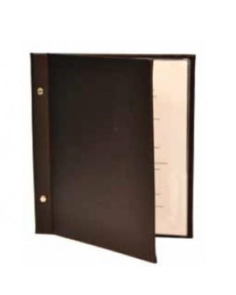 """Protège-menu en vinyle Malibu 8,5"""" x 11"""""""