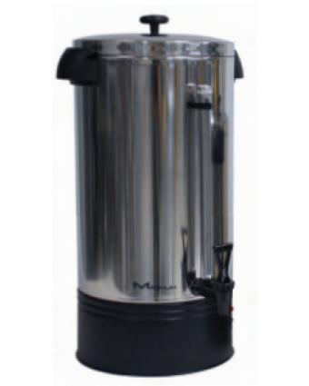 Percolateur 100 tasses – Acier inoxydable