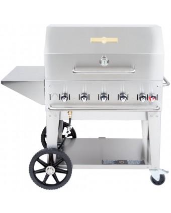 BBQ au gaz propane MCB-36-PKG - Acier inoxydable