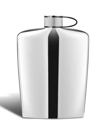 Flasque en acier Inoxydable Nuance