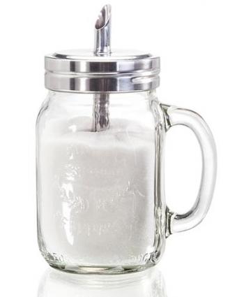 Sucrier en verre Oasis 15 oz