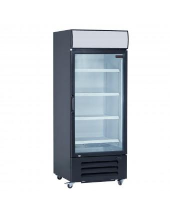 Réfrigérateur une porte vitrée 22,5 pi³