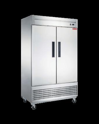 Réfrigérateur deux portes pleines 41 pi³