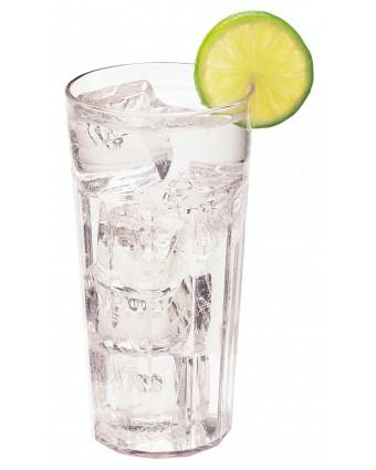Verre en plastique transparent 16,4 oz - Newport