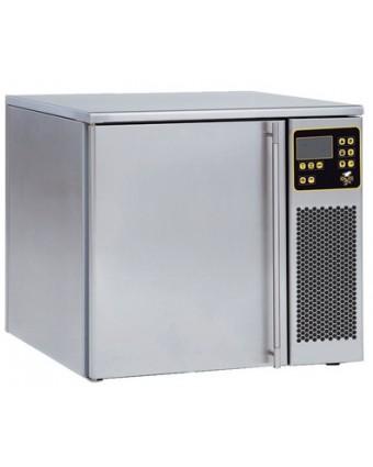 Cellule de refroidissement et de congélation rapides - 5 plaques