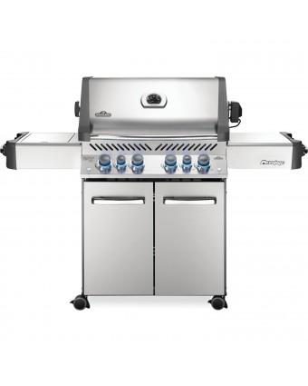 BBQ au gaz propane Prestige 500 RSIB - Acier inoxydable