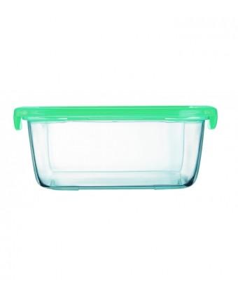 """Récipient en verre Keep N Box 6"""" x 6"""""""